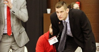 Lausier named head wrestling coach at Davidson