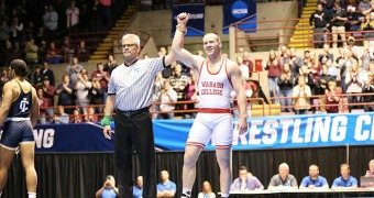 Lefever Named D3wrestle.com Wrestler of the Year