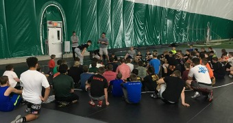 Legacy Wrestling providing opportunities for wrestlers to navigate recruiting process