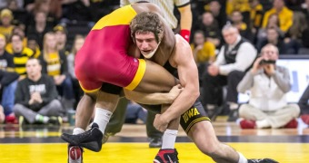 Iowa cruises to 26-9 victory over ISU in Cy-Hawk Series