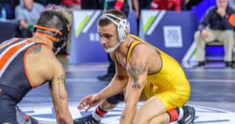 Millhof withdraws from NCAAs due to injury