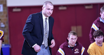 Moenkedick resigns as head wrestling coach at Concordia