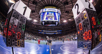 Rutgers vs. Michigan set for Feb. 1 at Madison Square Garden