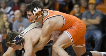 Oklahoma State shuts out Pitt in home opener