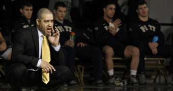 Peters out as Pitt's head wrestling coach