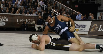 PSU handles Lehigh in front of sold-out Stabler Arena