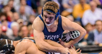 Retherford repeats as InterMat Wrestler of the Year