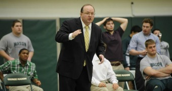 Russell resigns at George Mason, accepts USA Wrestling position