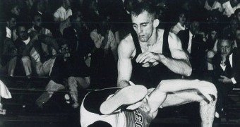 Wrestling, a half-century ago: 1962 NCAAs on film