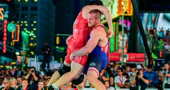 USA dominant against Japan at Beat the Streets