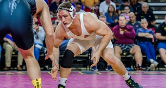 Snyder named Big Ten Jesse Owens Male Athlete of the Year