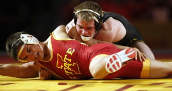 Iowa dominates Iowa State in Ames