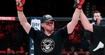 Storley a perfect 10-0 after Bellator 215 win