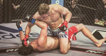Storley's opponent named for RFA 36