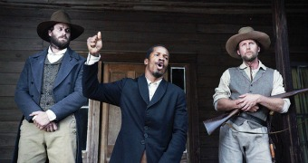 Sundance sensation: Ex-wrestler Parker's 'The Birth of a Nation' film