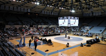 InterMat Live Blog: Pittsburgh at North Carolina