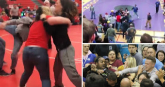 Bad wrestling parent behavior and strategies to stop it