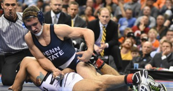 Retherford wins Dan Hodge Trophy