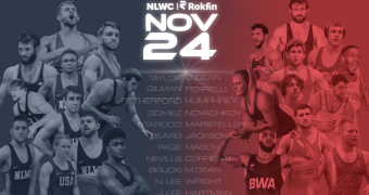 Taylor edges Dean at NLWC event on Rokfin