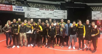 ASU posts best finish at Virginia Duals since 1997