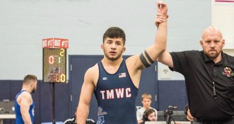 Martinez, Rau, Zillmer, Cabell round out champs at Last Chance Qualifier