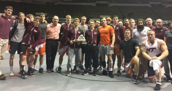 Virginia Tech defeats Oklahoma to win Virginia Duals title