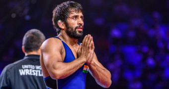 Cliff Keen WC to host India's Bajrang Punia for month-long training camp