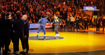 Big Ten Network to air wrestling marathon today