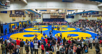 Most notable high school wrestling events