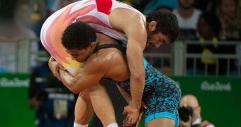 Why the world should be worried about the future of Olympic wrestling