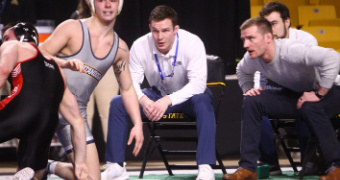 Gamble returns to coaching staff at Chattanooga