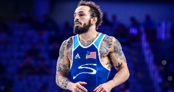 Jordan Oliver Unable to Qualify 65 kg at Last Chance Qualifier