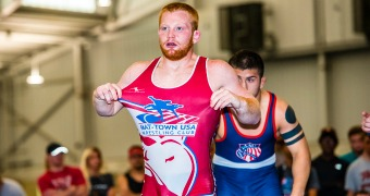 Marsteller 'no longer associated' with Lock Haven wrestling