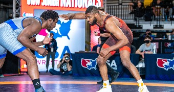 2021 Senior National Freestyle Results/Junior Finals Matchups
